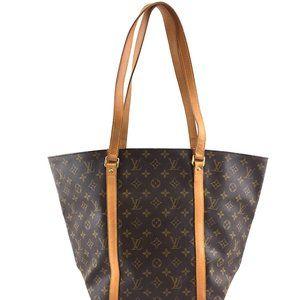 Louis Vuitton Sac Shopping Large Monogram Tote